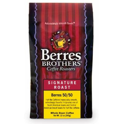 Berres Brothers Berres 50/50 Blend Whole Bean Coffee 12 oz.