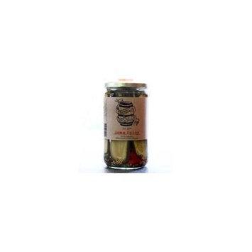 Damn Spicy Pickles by Brooklyn Brine (24 ounce)