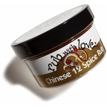 Rub With Love Chinese 12 Spice Rub, 3.5 oz jar