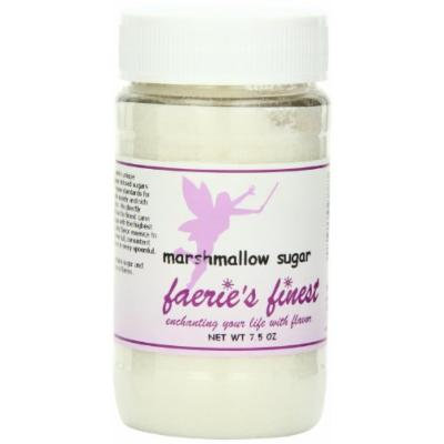 Faeries Finest Sugar, Marshmallow, 7.5 Ounce