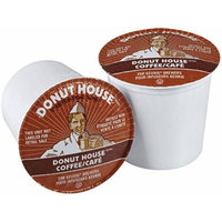 Donut House Collection Light Roast Coffee, 96-count K-cups for Keurig Brewers