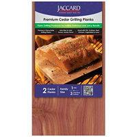 Jaccard 201408-25 Premium 25 Piece Cedar Grilling Planks, 6