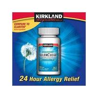 Kirkland Signature Non-Drowsy Allerclear Loratadine Tablets, Antihistamine, 10mg, 730 Tablets