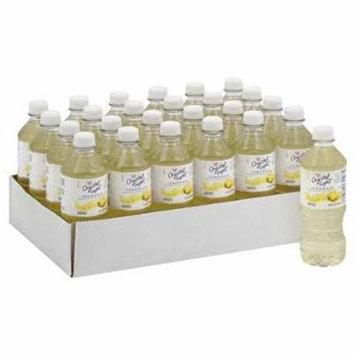 DRINK, LEMONADE SUGAR-FREE PLASTIC BOTTLE SHELF STABLE, Package of 24