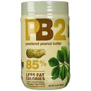 Bell Plantation Powdered Peanut Butter 16 oz - 6 Pack