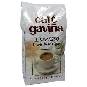 Gavina Espresso Whole bean Coffee 1 x 32 Oz #379