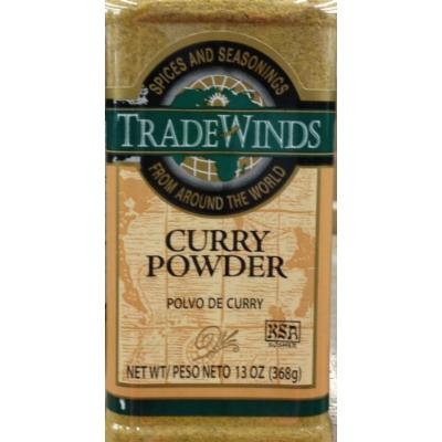 13oz Trade Winds Curry Powder (Pack of 1)