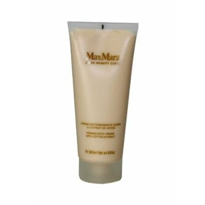 Maxmara Firming Body Cream with Cotton Extract 6.9 Oz Made in France New