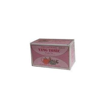 Triple Leaf Yang Tonic Herbal Tea,1.4 oz, 20 Tea Bags