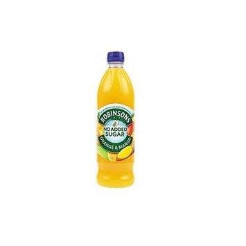 Robinsons Orange & Mango No Added Sugar 1 L- 3 Pack