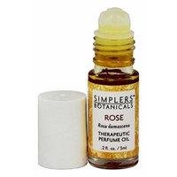 Rose Perfume Simplers Botanicals 5 ml Roll-on