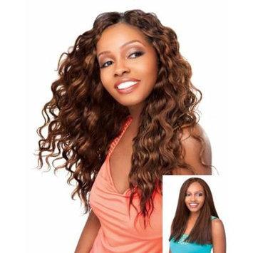Heat Wave Indian Hair GRD3+ - Human Hair Weave (12, 1-Jet Black)