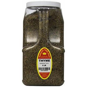 Marshalls Creek Spices Thyme, XX-Large, 3 Pound