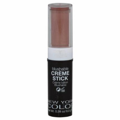 NYC Blushable Creme Stick, Berry New Yorker, 0.28 oz (649U)