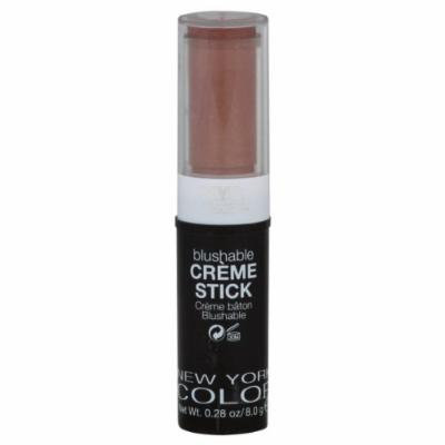 NYC Blushable Creme Stick, Berry New Yorker, 0.28 oz (649U)