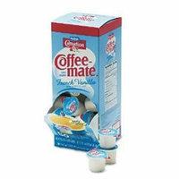 Coffee Mate French Vanilla Liquid Creamer (4 Boxes of 50)