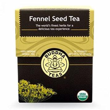 Fennel Seed Tea - Organic Herbs - 18 Bleach Free Tea Bags