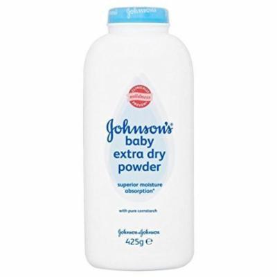 Johnson's® Extra Dry Baby Powder