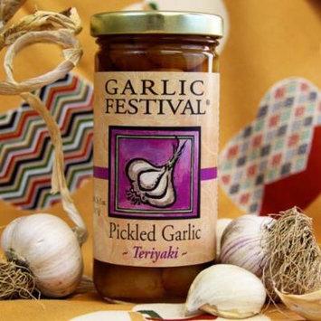 Teriyaki Pickled Garlic (8 oz.)