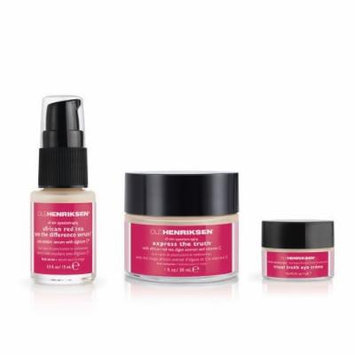 The Art Of Age Control Kit: Express The Truth 30ml + African Red Tea See The Difference Serum 15ml + Visual Truth Eye Cr