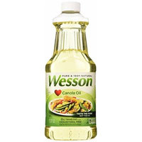 Wesson Canola Oil-48 OZ