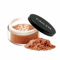 Cailyn Cosmetics Deluxe Mineral Bronzer Powder, Golden Rose, 0.3 Ounce
