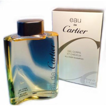 Eau De Cartier By Cartier All Over Shampoo 75ml/ 2.5 Fl.oz