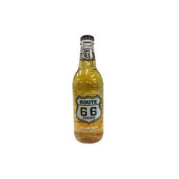 Route 66 Soda - Cream - (12 Pack)