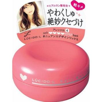 Mandom Lucido-l Hair Wax Nuance Design - 60g