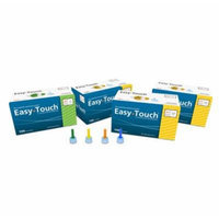[2 BOXES] EASY TOUCH® 32G TIP x 6 MM (1/4