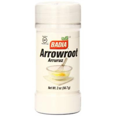 Badia Arrowroot, 2 Ounce (Pack of 12)