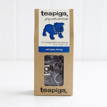 Teapigs Whole Leaf Tea (Earl Grey Strong, 15 temples)