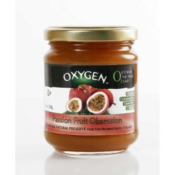Oxygen Passion Fruit Obsession Preserve 8.8 Oz, Pack of 4