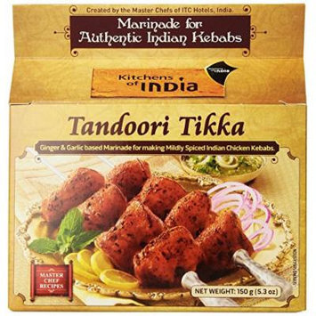 Kitchens of India Marinade, Tandoori Tikka, 5.3 Ounce (Pack of 6)