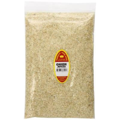 Marshalls Creek Spices Refill Pouch Onion Minced Seasoning, XL, 16 Ounce
