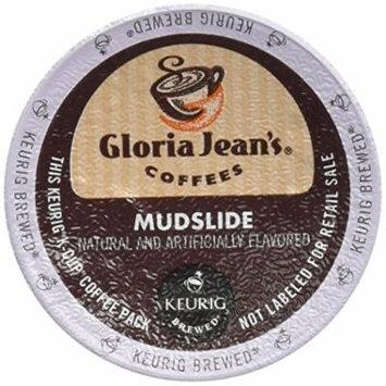 Gloria Jean's Coffees, Mudslide, K-Cups for Keurig Brewers, 24 Count (Pack of 2)