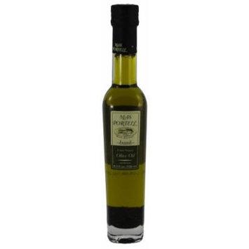 MAS PORTELL-BASIL EXTRA VIRGIN OLIVE OIL 8.5oz Bottle