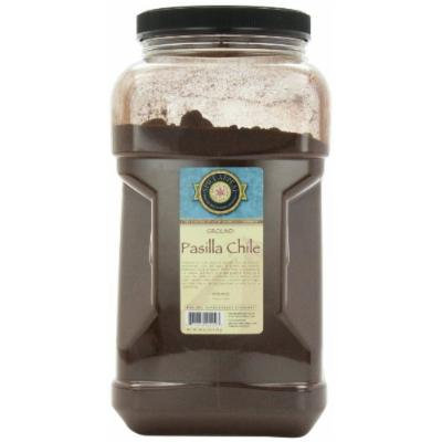 Spice Appeal Pasilla Chile Ground, 80-Ounce Jar