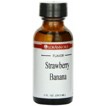 LorAnn Oils Flavor Extract, Strawberry Banana, 1 Ounce