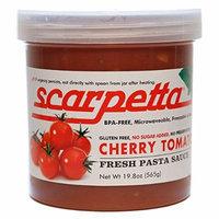 Scarpetta Cherry Tomato Sauce, 19.8 Ounce (Pack of 4)