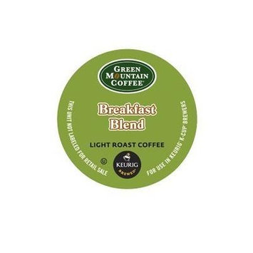 Green Mountain Coffee Breakfast Blend, New Mega Size Package K-Cup Portion Pack for Keurig K-Cup Brewers, Pack of 2 (48 Count Each)