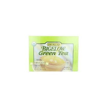 Bigelow Organic Green Tea, 160-Count