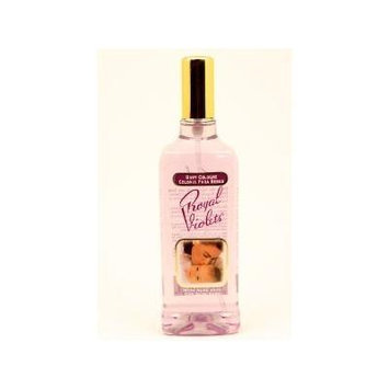 Agustin Reyes Royal with ALOE VERA Violets - Baby Cologne Spray Bottle