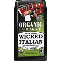 Wicked Joe Coffee Coffee Ground Ital D Rost