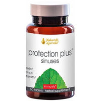 Protection Plus Sinuses, 1000 mg, 60 Herbal Tablets