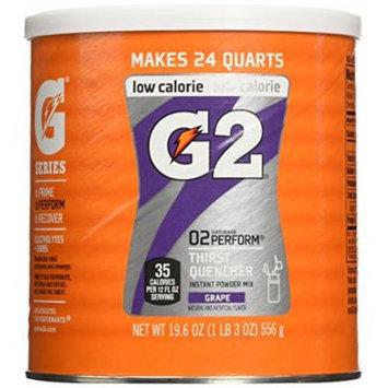 Gatorade® Perform Thirst Quencher Instant Powder Grape