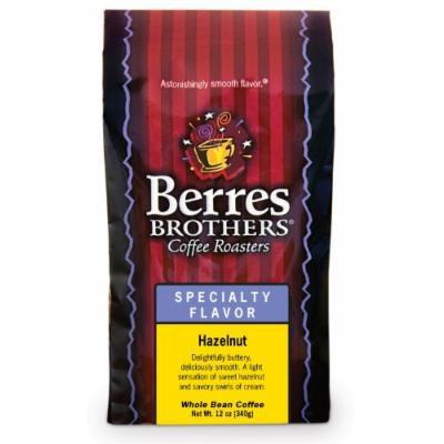 Berres Brothers Hazelnut Cream Whole Bean Coffee 12 oz.