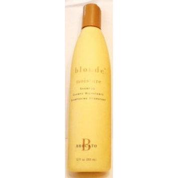 Brocato Blonde Moisture Shampoo, (12.0 FL. OZ. / 355 mL)