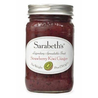Sarabeth's Strawberry Kiwi Ginger 9oz Jar