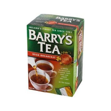Barry's Irish Breakfast Tea, 40 Tea Bags